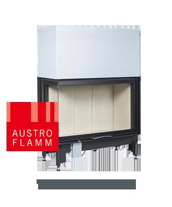Wkłady kominkowe Austroflamm